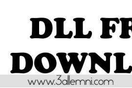 حل مشكلة نقصان ملفات DLL او عطبها