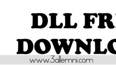 حل مشكلة نقصان ملفات DLL او عطبها 7