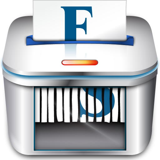 FileShredder Icon Large