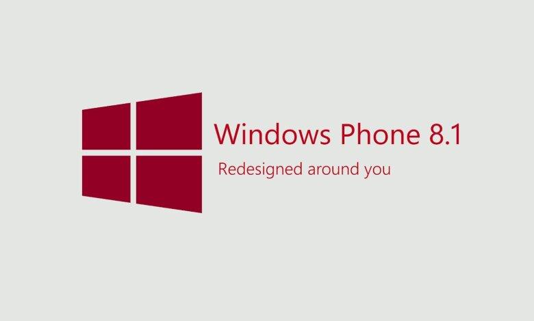 مميزات ويندوز فون 8.1 القادم 1