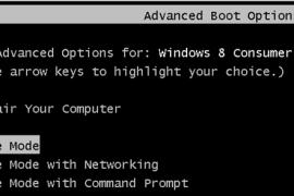 كيفية تفعيل خاصية safe mode  او الوضع الامن في ويندوز 8 / 8.1