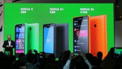 صور مسربه لهواتف Nokia Xl Nokia X و Nokia X التى تعمل على نظام الاندرويد 1