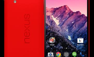 اللون الاحمر من Nexus 5 متوفر الان في Google Play Store 2