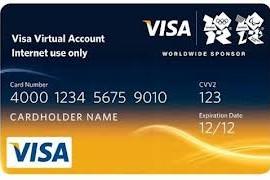 كيفية الحصول علي فيزا كارد مجانا – Virtual Credit Card