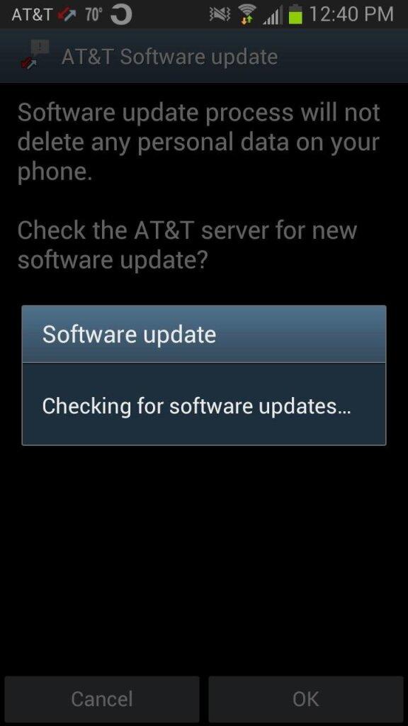 Androidupdate