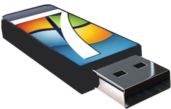 تنزيل ويندوز عن طريق الفلاشة وبدون استخدام برامج 2