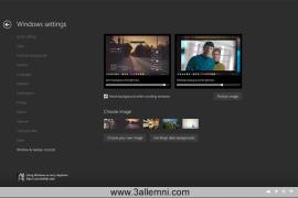 """التصميم الاقرب لنظام ويندوز 10 """"Windows 10"""" القادم"""