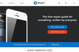 موقع مفيد لتعلم صيانة الأجهزة الإلكترونية
