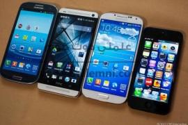تقليل الوقت المستهلك لشحن الهواتف الذكيه