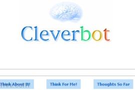 كيفية التحدث مع روبوت علي الانترنت – CleverBot