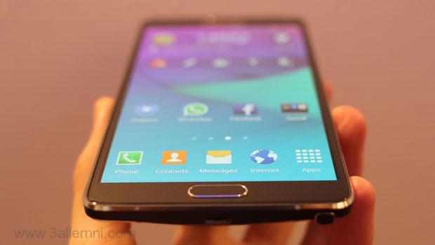 Photo of سعر ومواصفات هاتف Galaxy Note 4 فى مصر