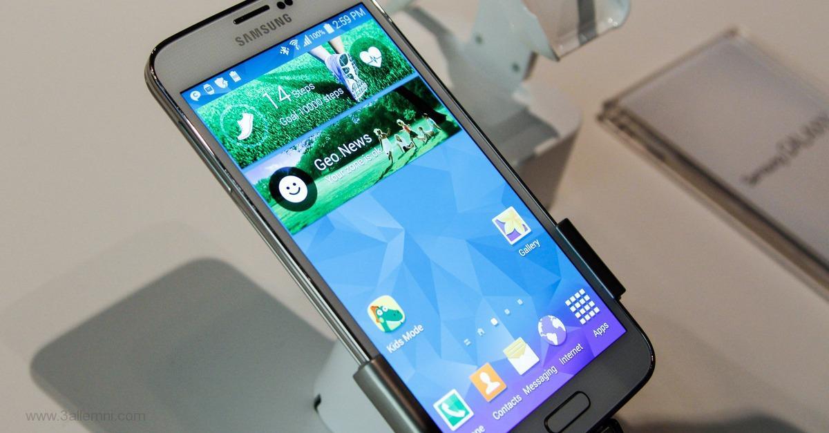كيفيه عمل روت لهاتف Samsung Galaxy S5