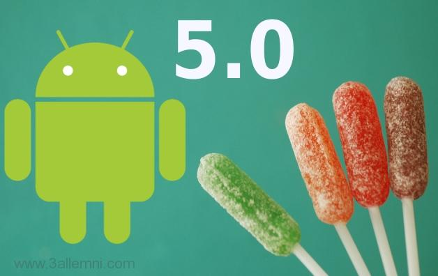 Andriod Lollipop