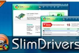 تحديث التعريفات بضغطه واحده – Slimdrivers