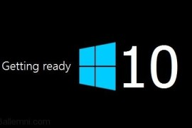 كيفيه عمل Restore لنظام تشغيل Windows 10