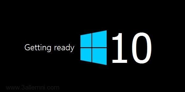 كيفيه عمل Restore لنظام تشغيل Windows 10 1