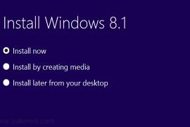 تحميل نسخة ويندوز 8.1 أصليه من مايكروسوفت