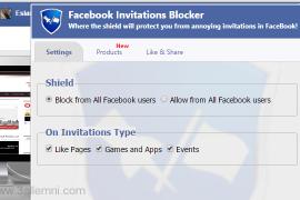 منع طلبات الالعاب في الفيسبوك