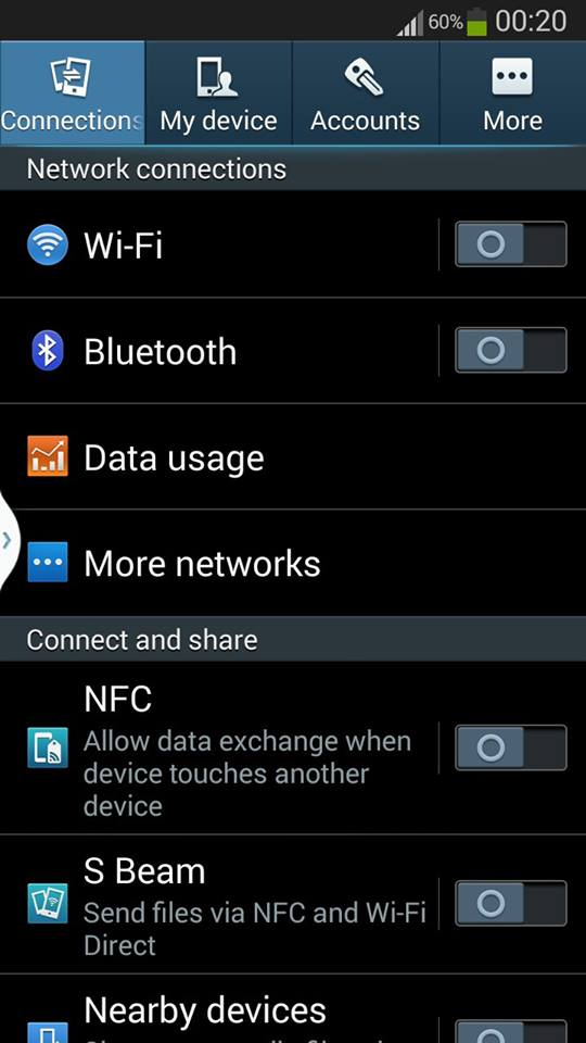كيفيه حل مشكلة Not Registered On Network لهواتف الاندرويد