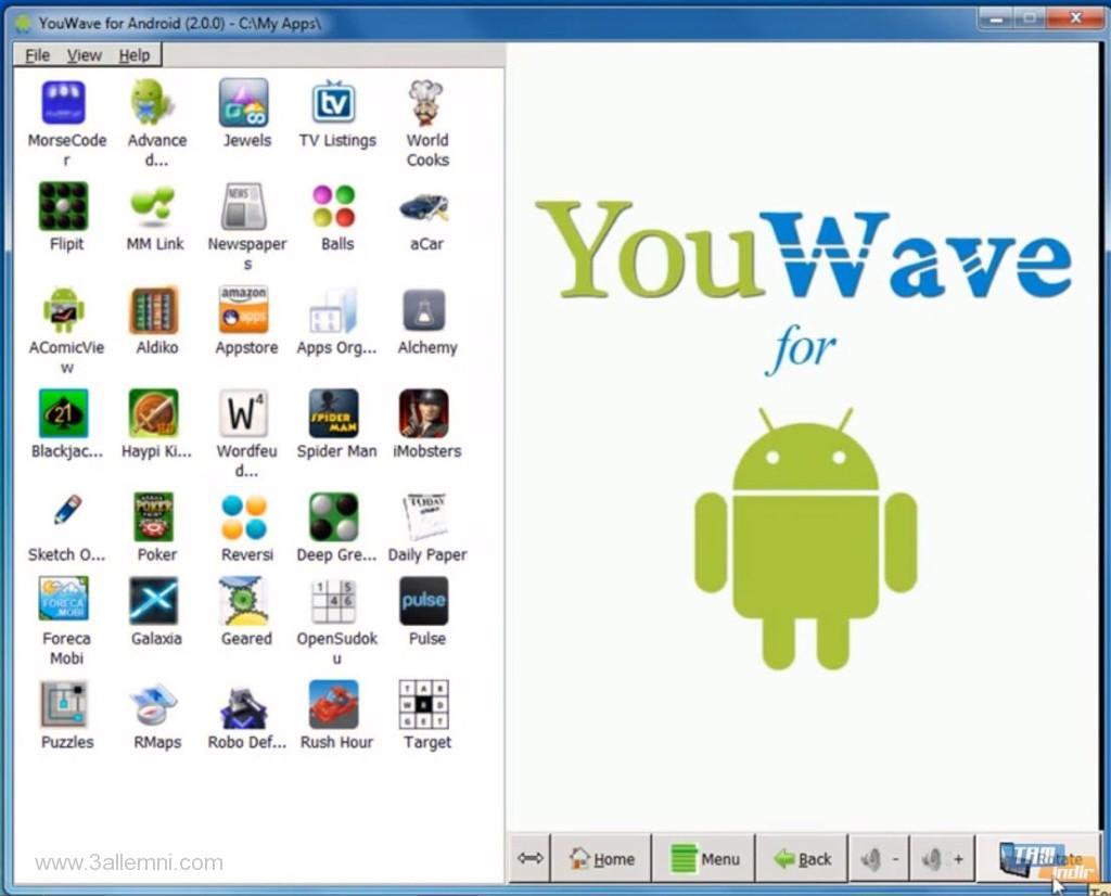 تحميل تطبيق Youwave