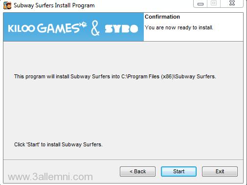 تحميل لعبة سابوي سيرفس للكمبيوتر