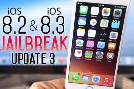 تحميل  TaiG 2.1.3 لعمل الجيلبريك لـ iOS 8.3