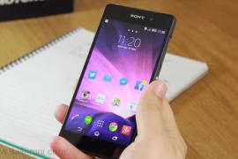 تحديث Sony Xperia Z2 لروم اللوليبوب 5.1