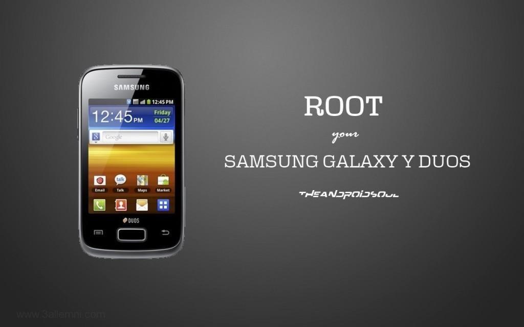 كيفية عمل روت لهاتف Galaxy Young GT-S6312