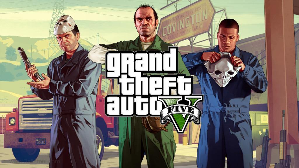 مواصفات تشغيل لعبه GTA V على الكمبيوتر