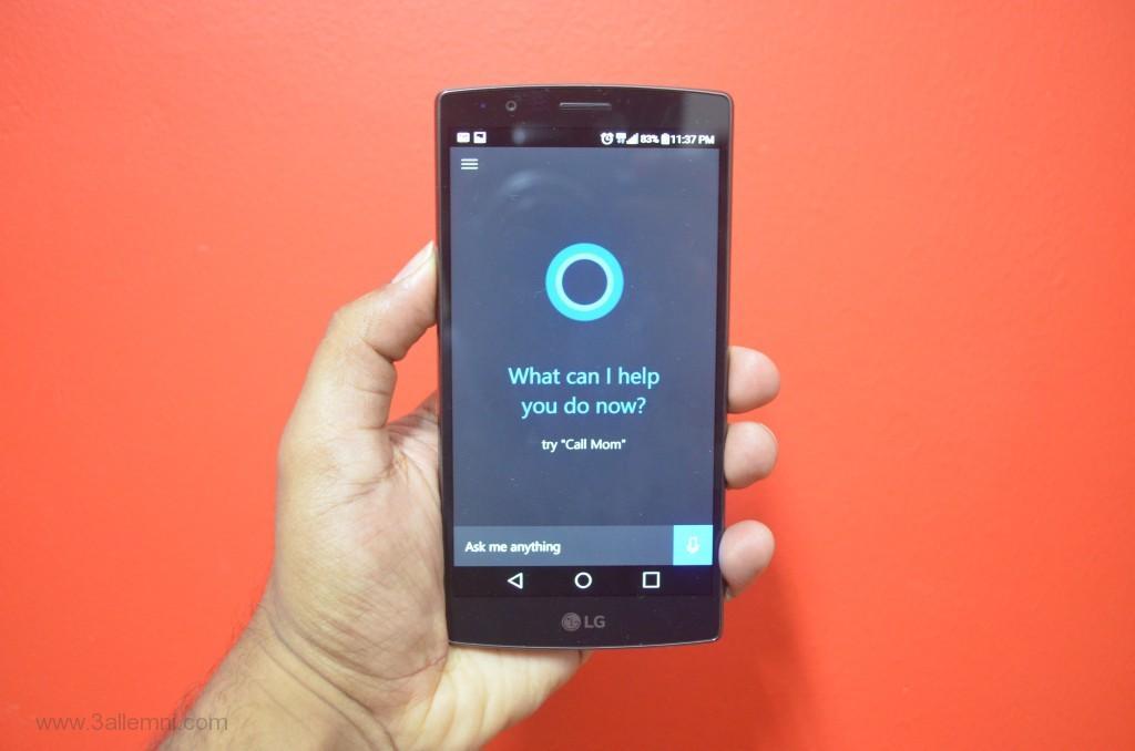 تحميل تطبيق  المُساعد الصوتي Cortana للاندرويد