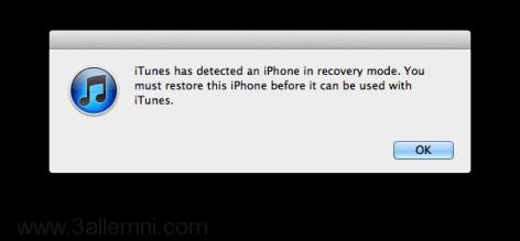 خـطوات الرجوع من iOS 9 الى iOS 8.4