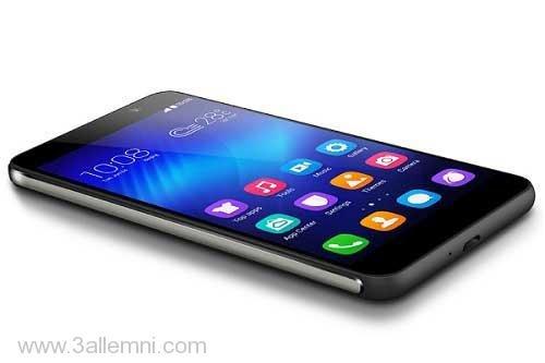 شرح كيفيه تحديث Huawei Honor 6 الى لولى بوب 5.1.1