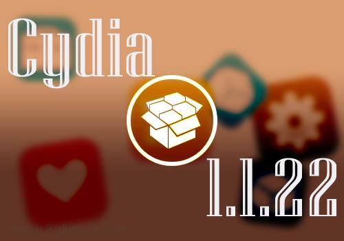 كيفيه تحديث سيديا الى اصدار 1.1.22 Cydia
