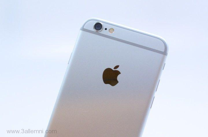 مقارنة بين iPhone 6 و iPhone 6 plus