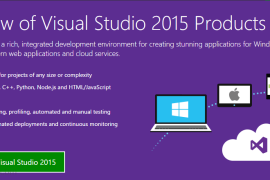 تحميل Visual Studio 2015