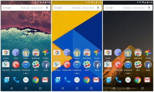 تحميل خلفيات Android 6.0 Marshmallow بجوده عاليه