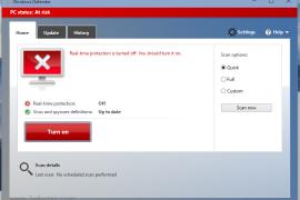 كيفية تعطيل Windows Defender في ويندوز 10