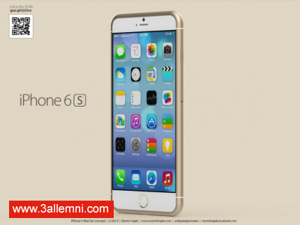 سعر ومواصفات هاتف iPhone 6S