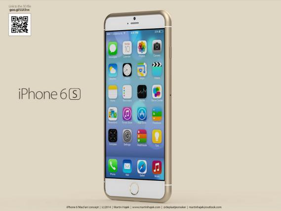سعر ومواصفات iPhone 6S 2