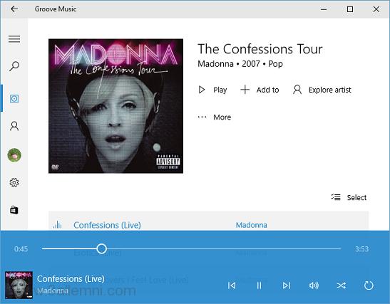 كيفيه تغيير مشغل الموسيقى او الفيديو الافتراضى فى ويندوز 10