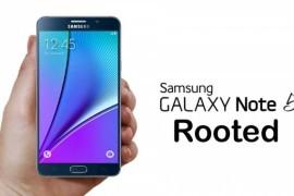 كيفيه عمل روت و تركيب ريكفرى TWRP لجهاز Galaxy Note 5