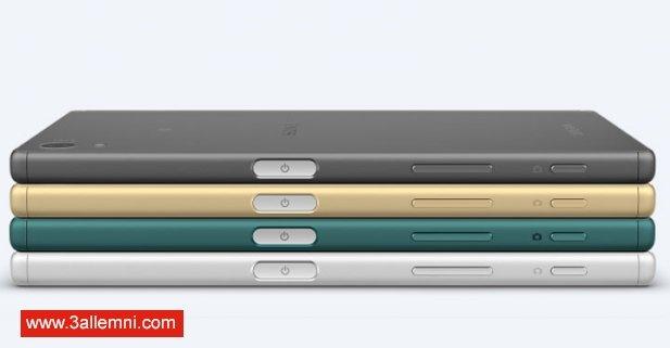 تحميل خلفيات Sony Xperia Z5