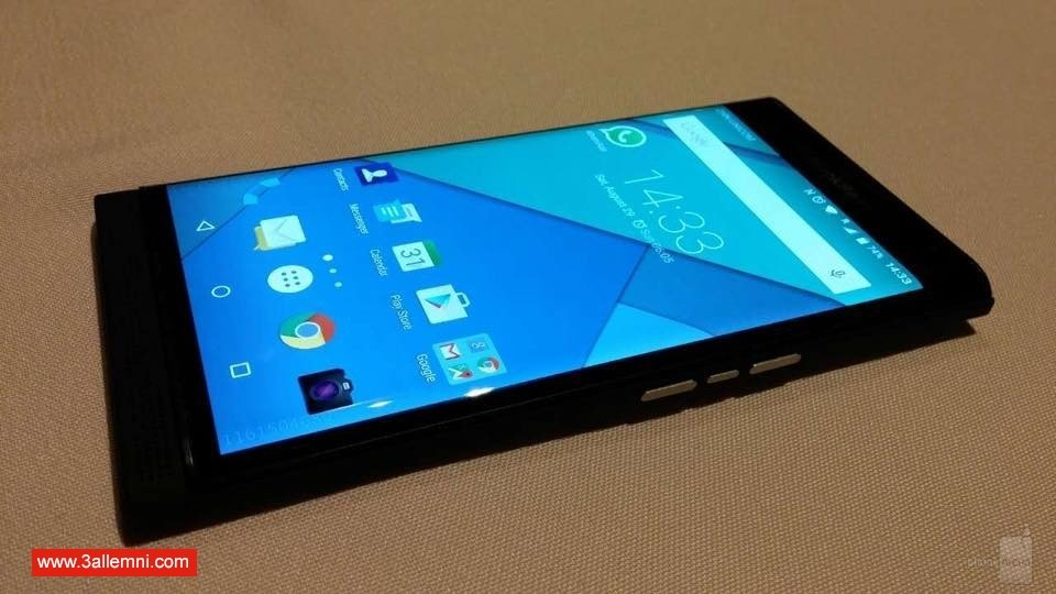 Photo of سعر ومواصفات BlackBerry Priv