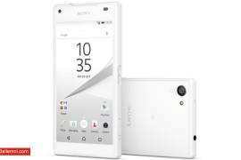 سعر ومواصفات Sony Xperia Z5 Compact