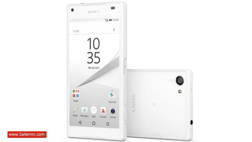 سعر ومواصفات Sony Xperia Z5 Compact 1