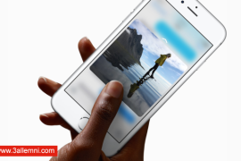 """كيفيه ايقاف خاصية """"3D Touch"""" فى iPhone 6 وiPhone 6 Plus"""