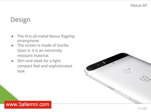 سعر و مواصفات هاتف Nexus 6P 15