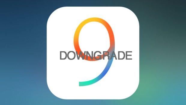 شرح كيفيه الرجوع من iOS 9 الى iOS 9.0.2