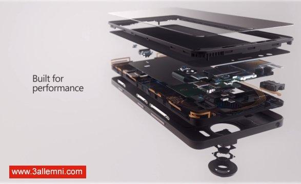 سعر و مواصفات كِلا الهاتفين Lumia 950 & 950XL 2