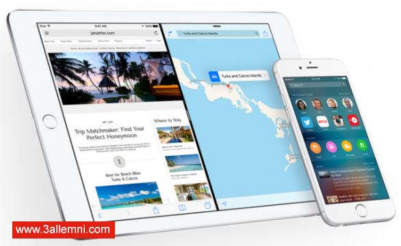 شرح كيفية الرجوع من iOS 9.2 إلى iOS 9.1